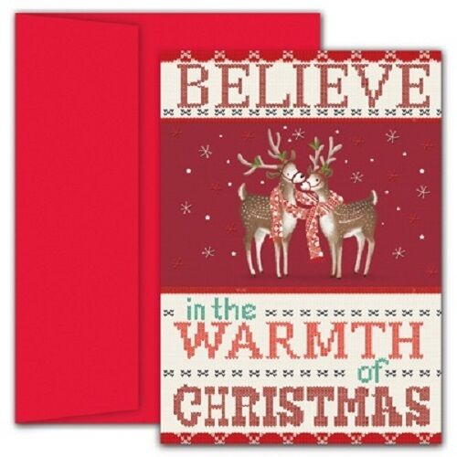Warmth Of Christmas Keepsake Box Boxed Holiday Christmas Cards Set Of  Ebay