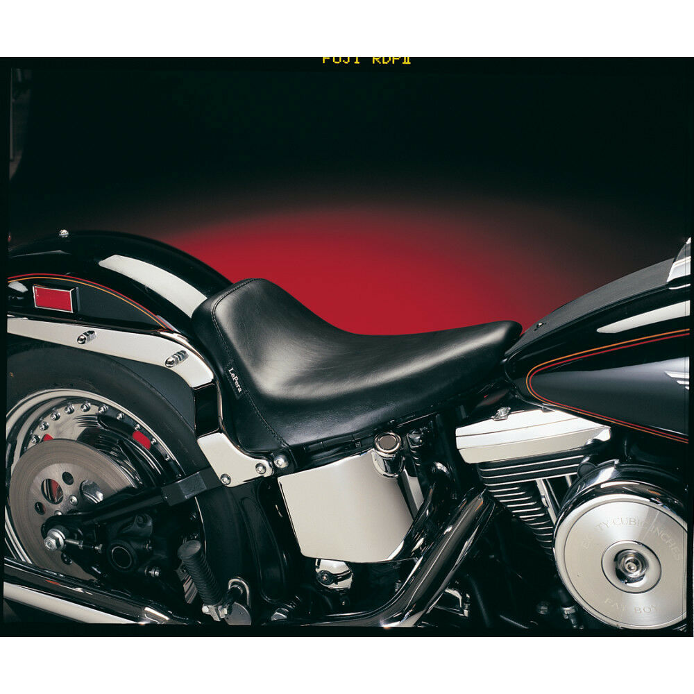Le Pera Bare Bones Smooth Style Solo Seat For 84 99 Harley