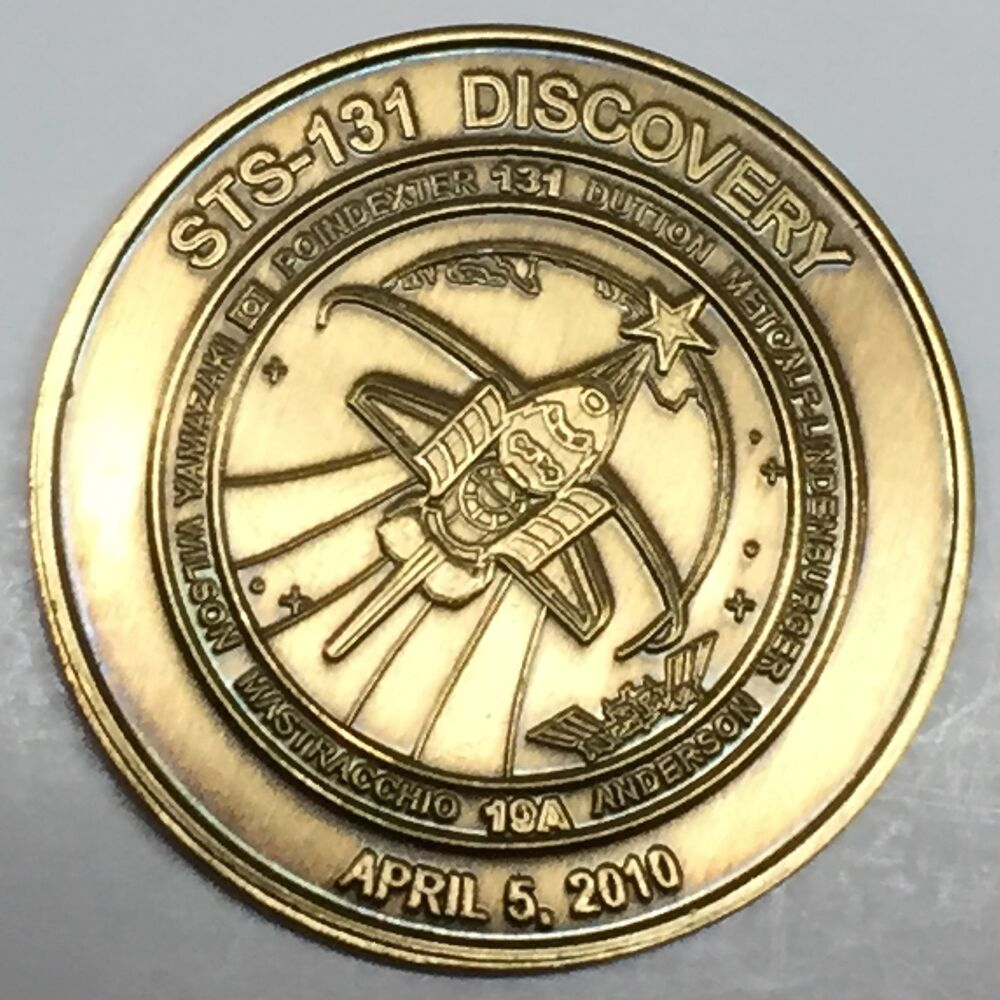 space shuttle discovery 5 dollar commemorative coin - photo #43