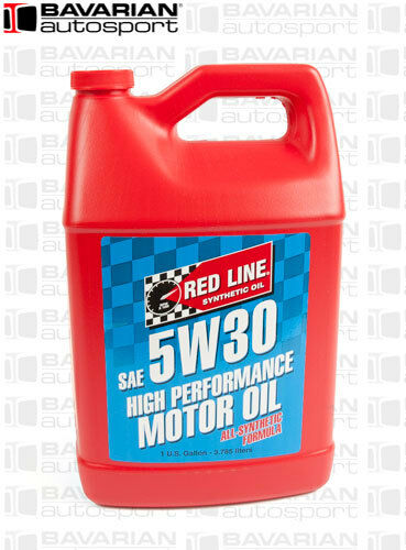 Red line high performance synthetic motor oil 5w30 1 for Top rated motor oil synthetic