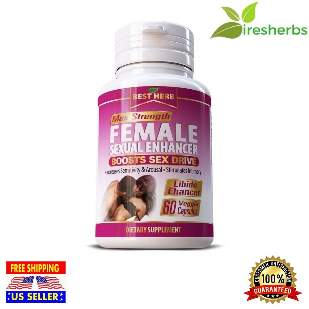 1 - Best Female Sexual Stimulant Have Multiple Orgasms Libido Sex Drive Pills  Ebay-6785