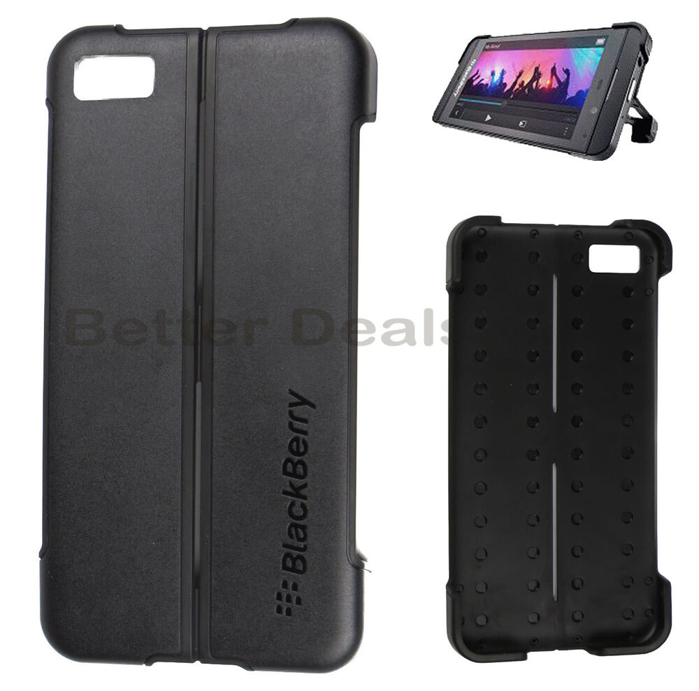 new genuine oem z10 blackberry transform carry case cover. Black Bedroom Furniture Sets. Home Design Ideas