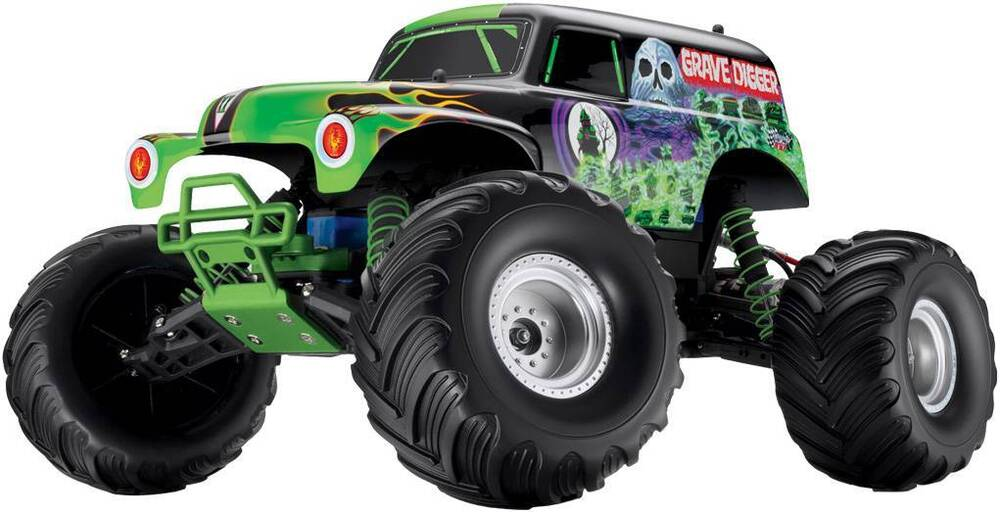 GRAVE DIGGER Decal Removable WALL STICKER Home Decor Art Monster Truck Jam | eBay