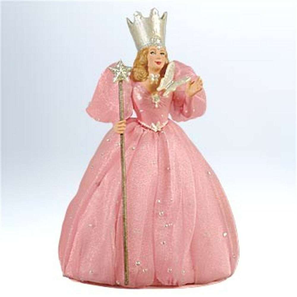 Hallmark 2011 Glinda The Good Witch Wizard Of Oz Ebay