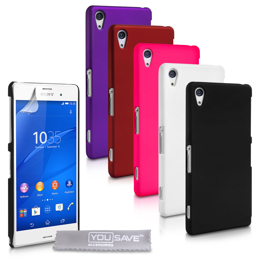 ... For Sony Xperia Z3 Best Hard Tough Fitted Phone Case Cover : eBay