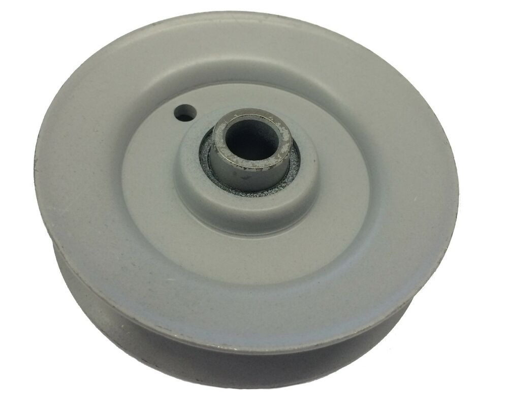 Mtd Rider Pulleys : Mtd riding mower replacement v type idler pulley ebay