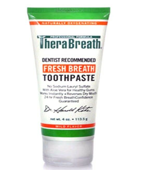 Oxygenating toothpaste