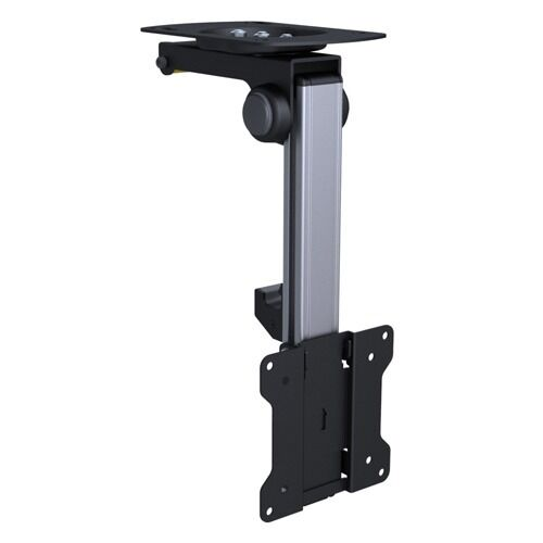 folding ceiling tv mount bracket lcd led 13 14 17 19 22 24 27 for rv motor home ebay. Black Bedroom Furniture Sets. Home Design Ideas