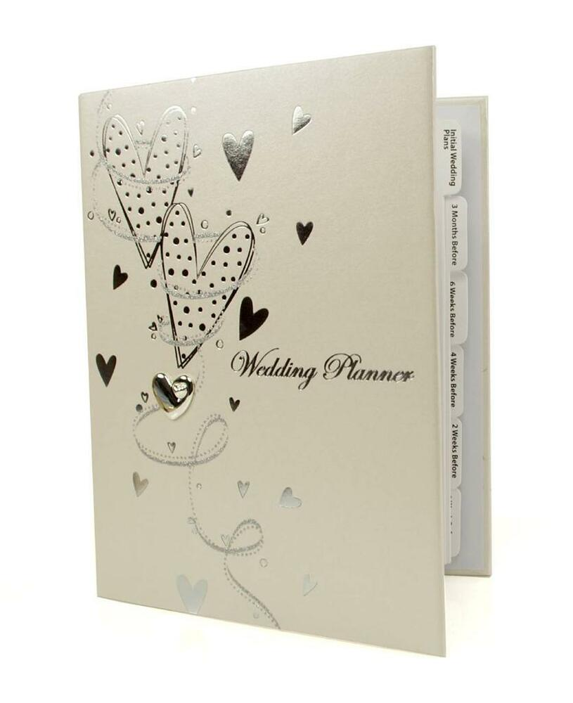 Wedding Planner Gift Box : ... Swirls Wedding Planner Diary Organiser Gift In New Box 77023 eBay