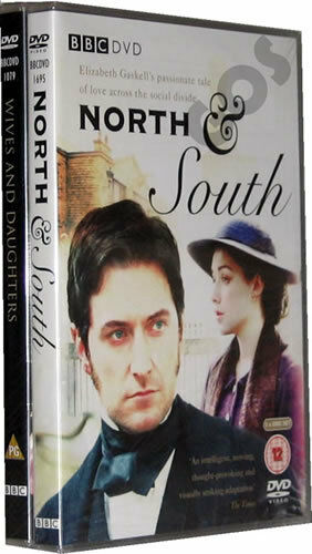 north and south bbc dvd