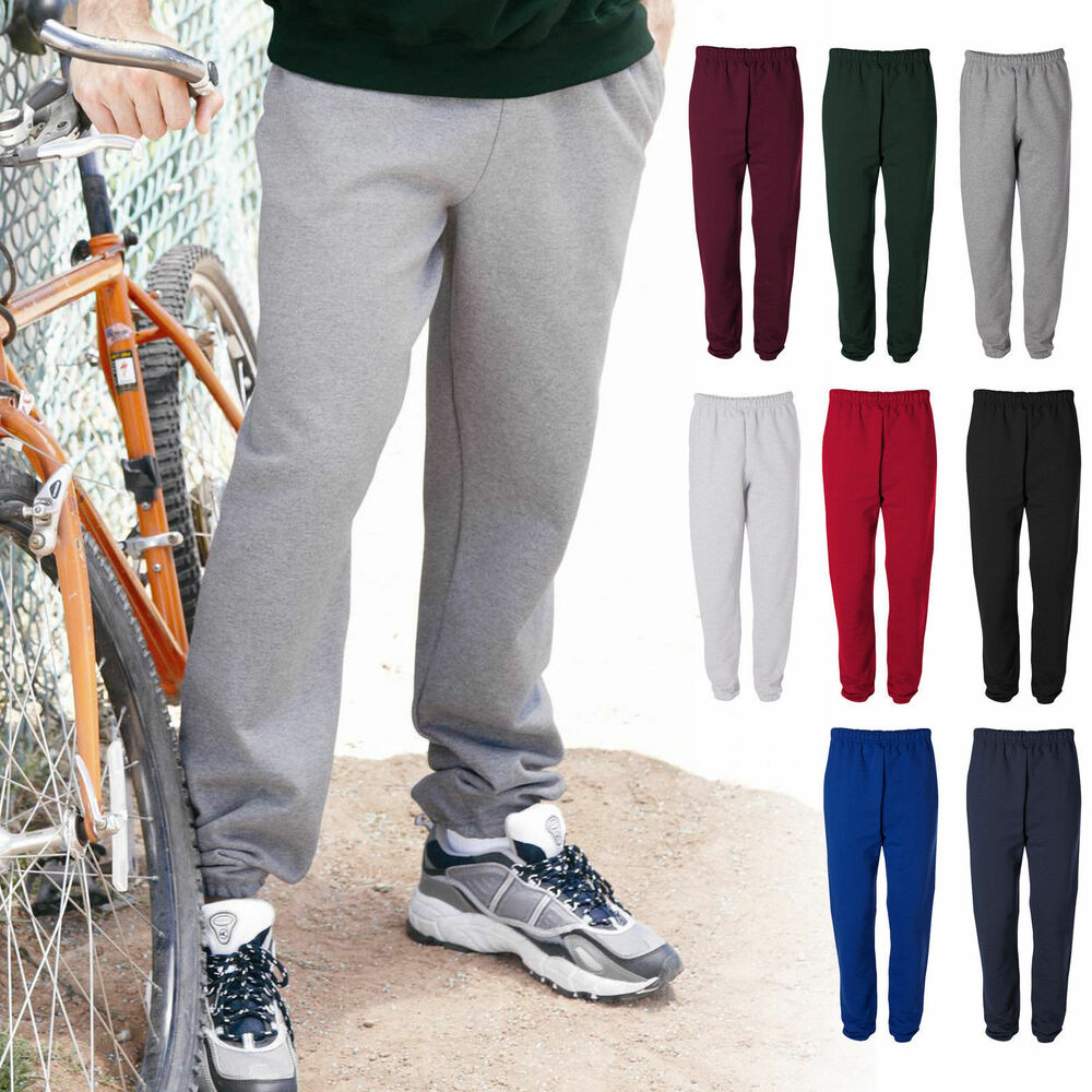 Mens Sweatpants. There simply isn't anything more comfortable to wear than men's sweatpants. This athletic wear is excellent for jogging, the gym and other sports, and is a staple garment for enjoying Saturdays around the house.
