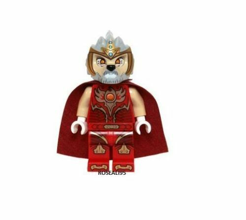 LEGO Legends of Chima Lagravis With Fire Chi Armor ...