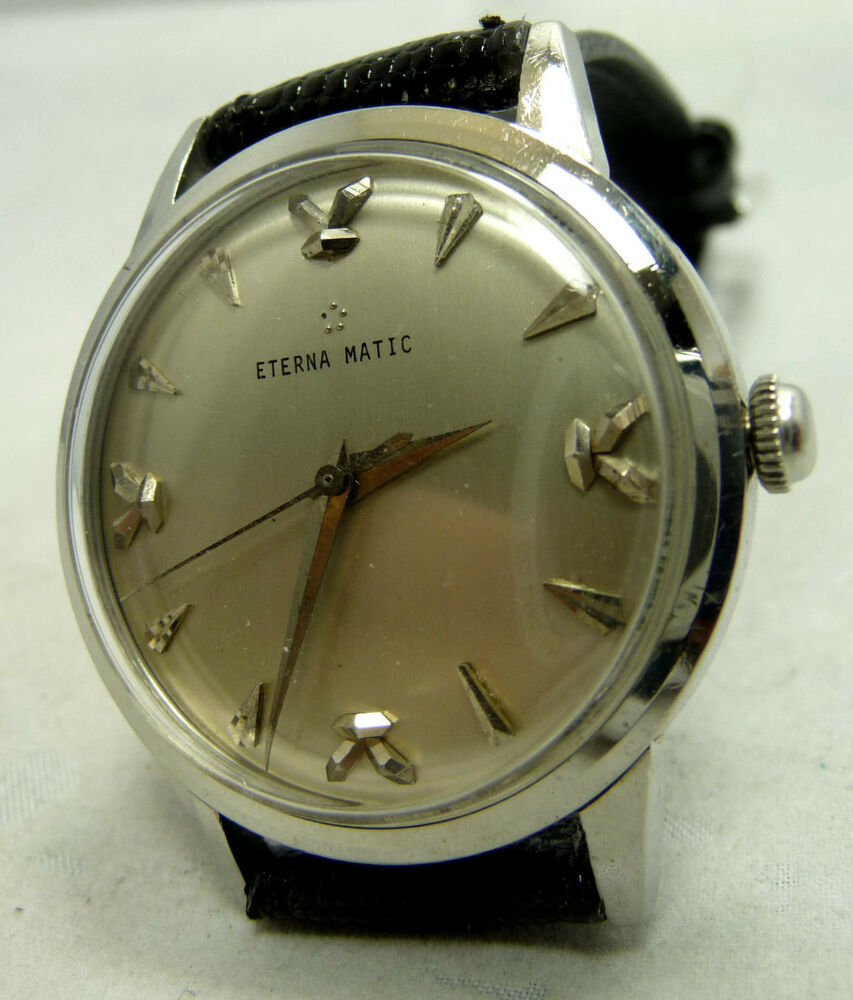 used eterna matic s eterna ebay