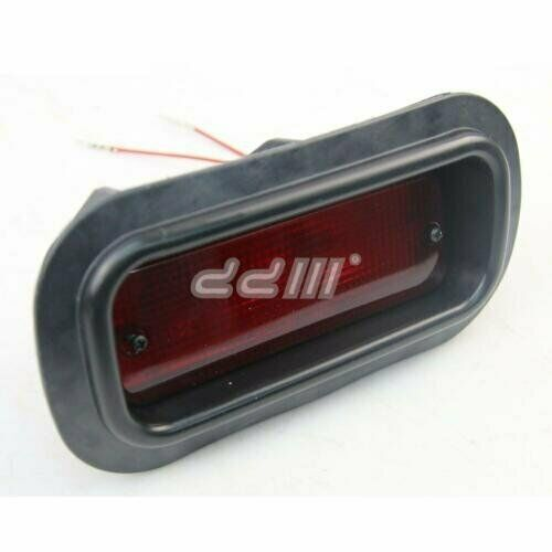 Rear Red Bumper Fog Light Lamp Honda Acura Integra DC2 90