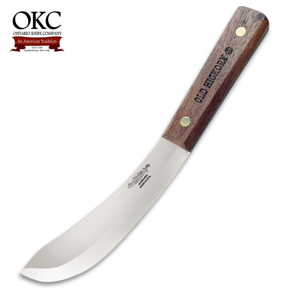 "Ontario Old Hickory Kitchen Cutlery 6"" Skinner 71-6 NEW"