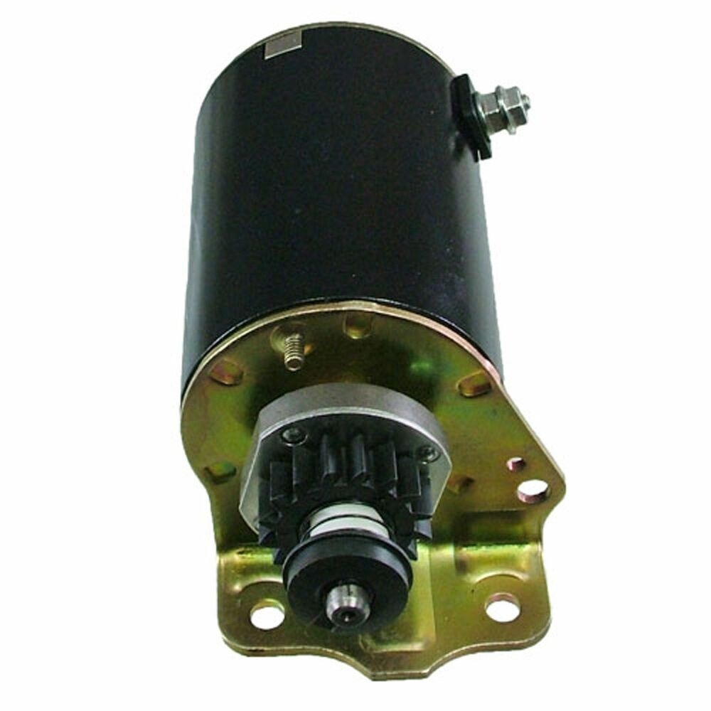 New Quality Electric Starter Motor For Briggs Stratton
