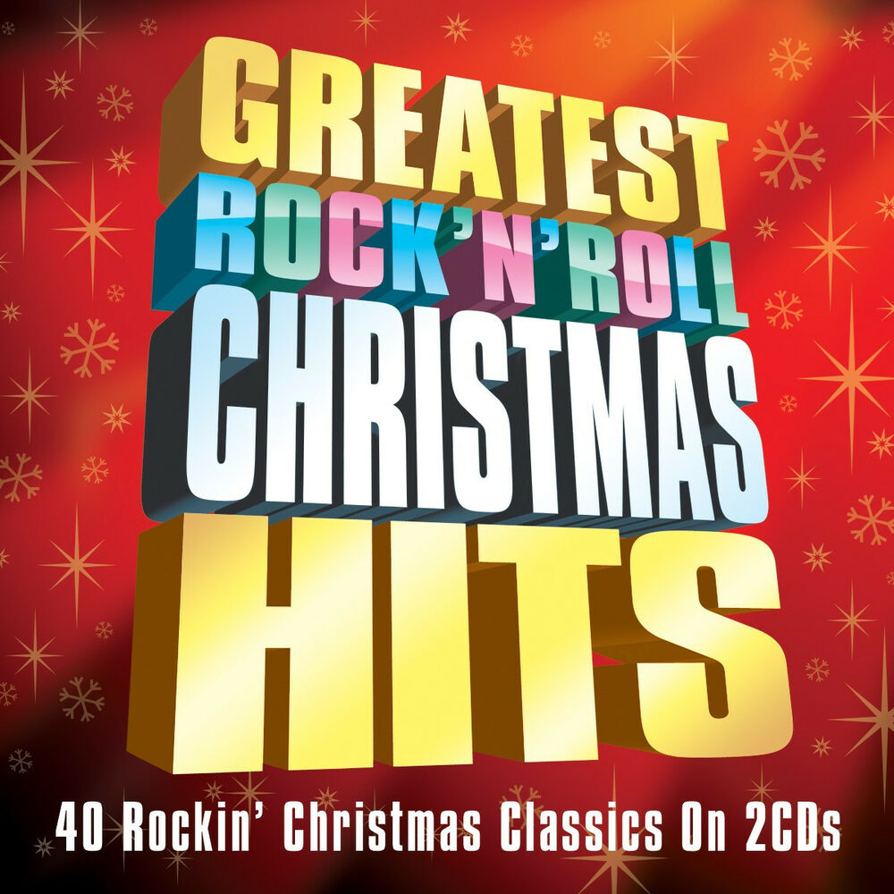 Greatest rock n roll christmas hits classic songs music