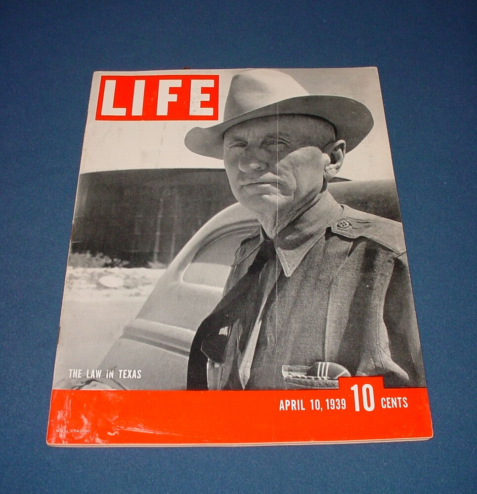 Life Magazine In Spanish April 1969 With Coca Cola Back Cover