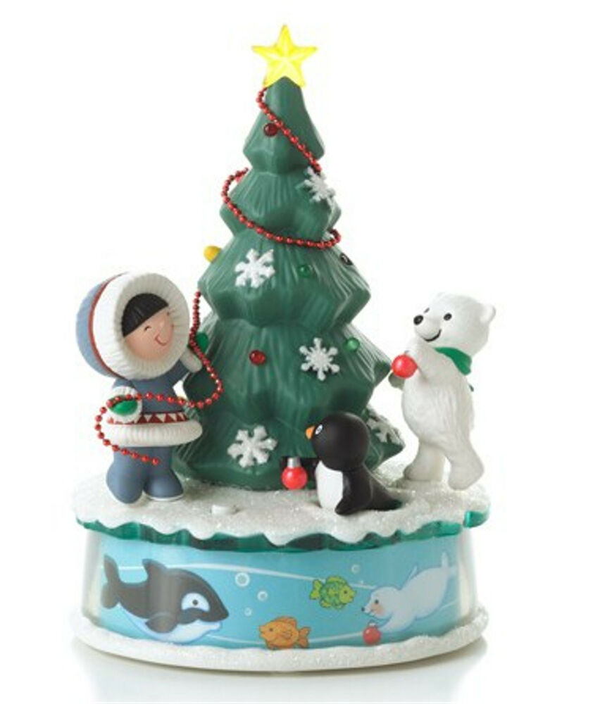 Hallmark 2012 Trimming The Tree Frosty Friends Magic Cord