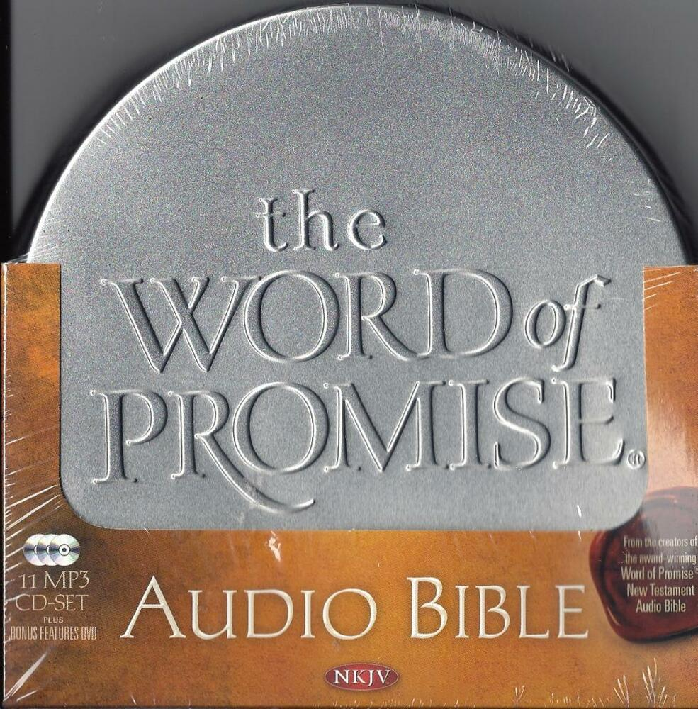 The Bible in MP3 Audio Format - The King James Version of the Bible
