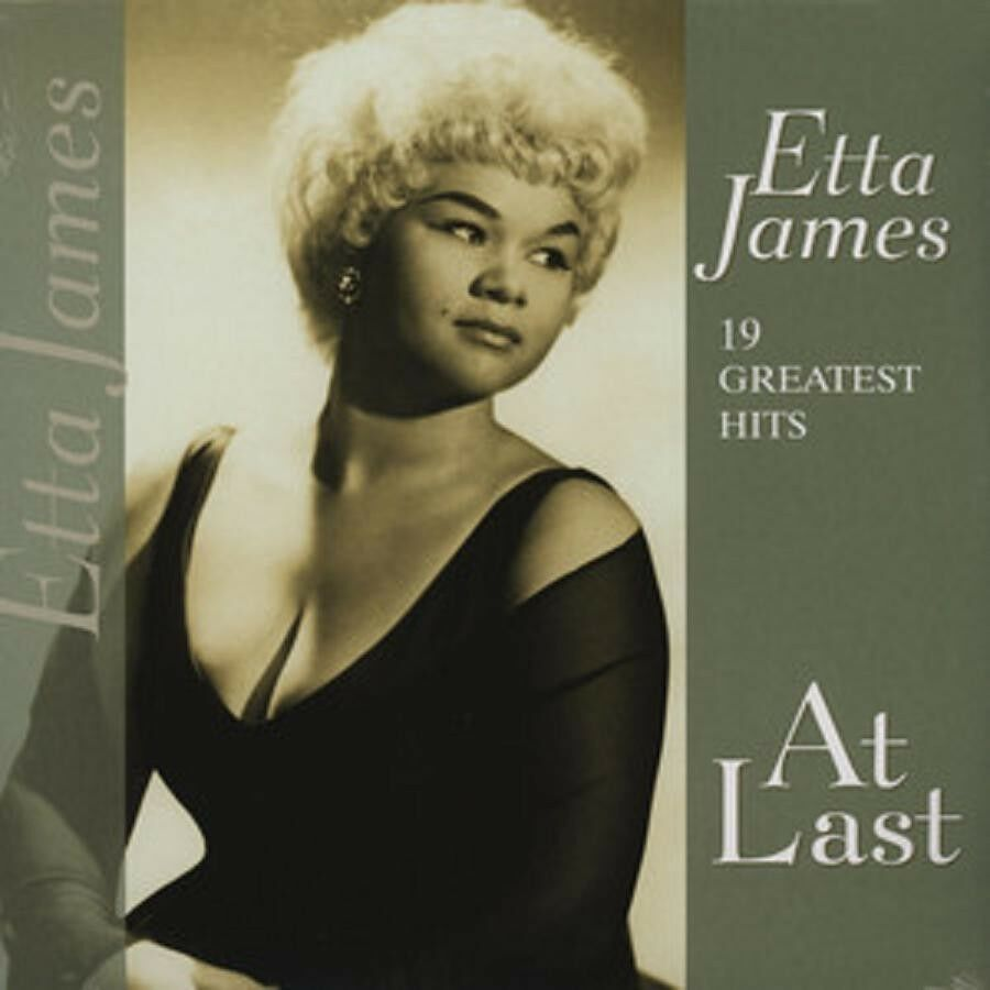 Etta James At Last 19 Greatest Hits 180g Best Of New