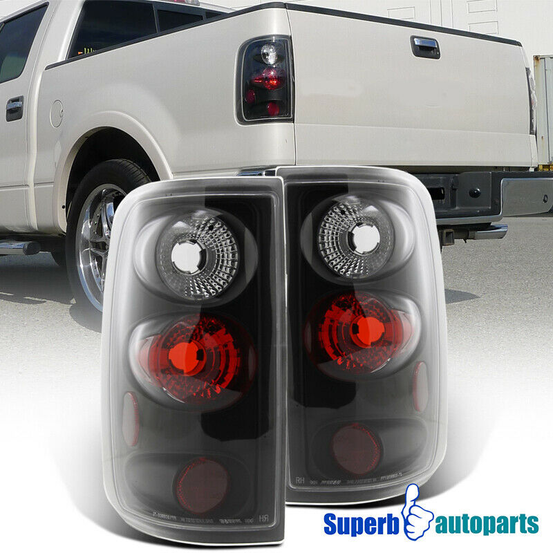 2004 2008 ford f150 styleside clear altezza tail lights. Black Bedroom Furniture Sets. Home Design Ideas