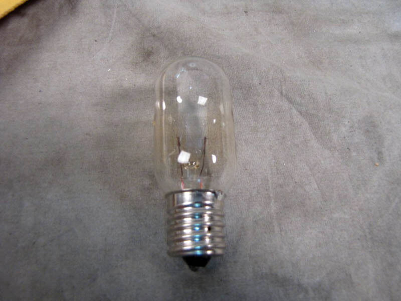 whirlpool microwave light bulb a3073101 new ebay. Black Bedroom Furniture Sets. Home Design Ideas