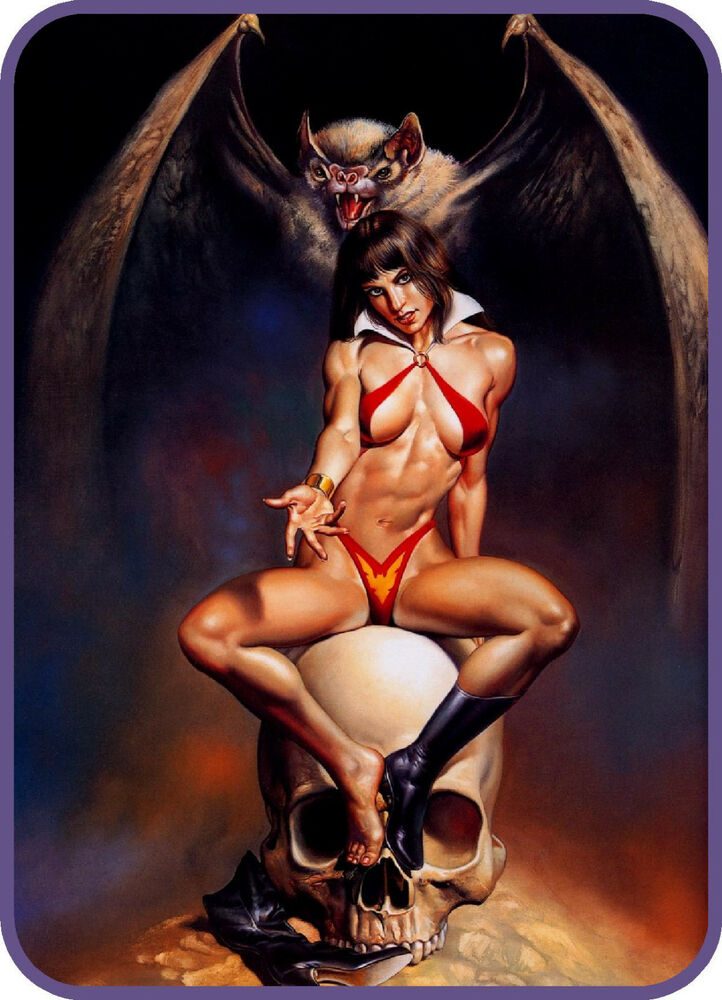 sexy girl demon naked
