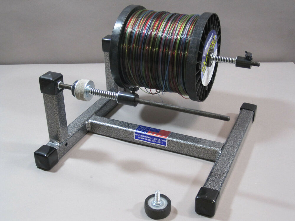 super spooler holder winder for fishing line line spooler