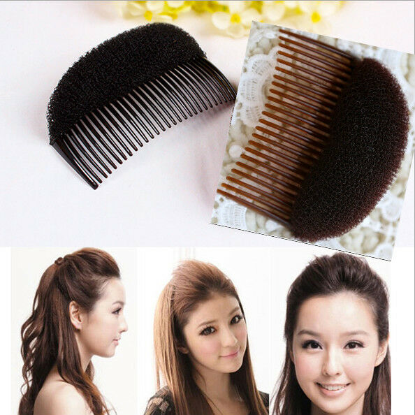 hair styling supplies fashion hair styling clip stick bun maker braid 9846