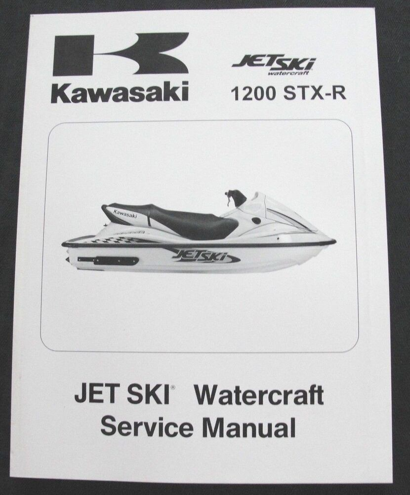 Kawasaki Jet Ski Ultra 130 Service Manual 2001 Stx Wiring Diagram 2002 1200 R Personal Watercraft 1992 1100