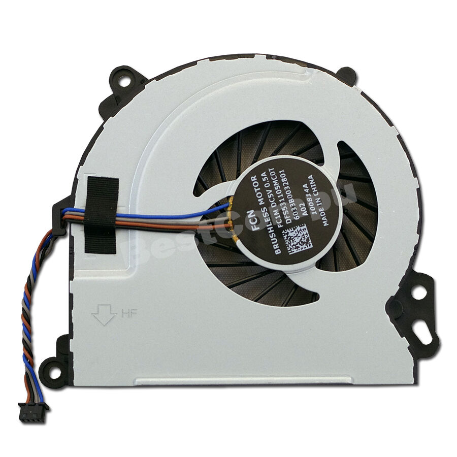 how to keep cpu fan on laptop
