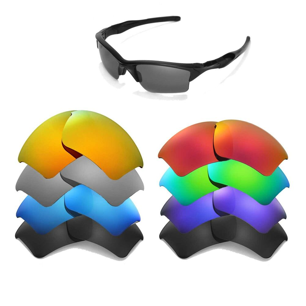 d53f66629c Details about Walleva Replacement Lenses for Oakley Half Jacket 2.0 XL  -Multiple Options