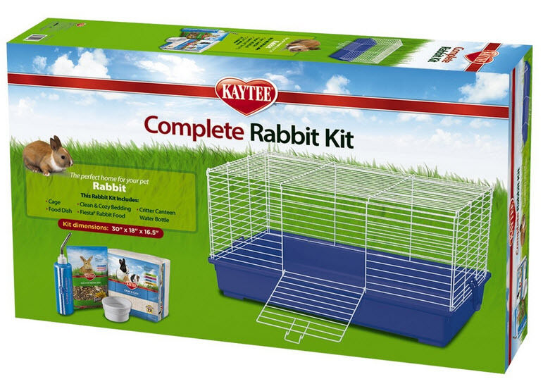 Kaytee fiesta my first home complete starter cage kit for for Complete kit homes