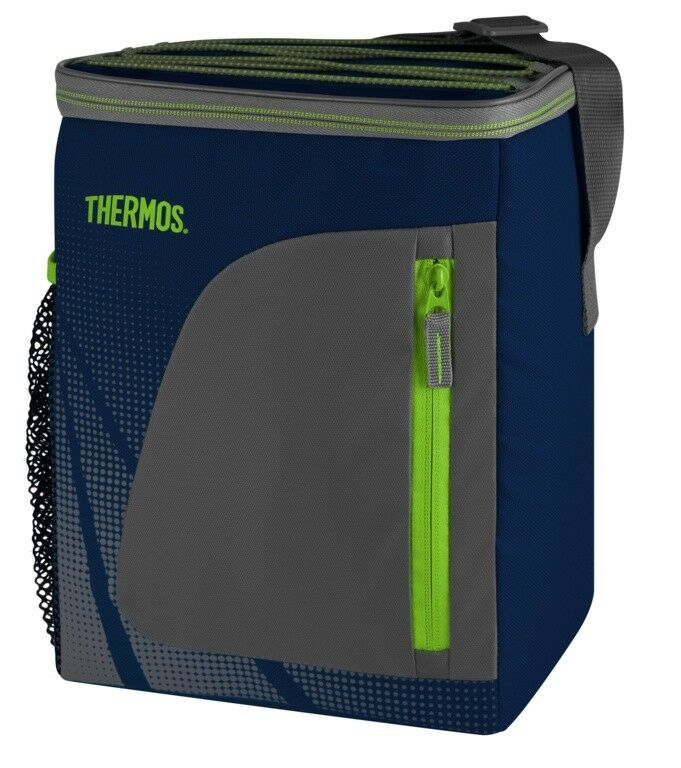 new thermos radiance insulated cooler cool bag 12 can 9. Black Bedroom Furniture Sets. Home Design Ideas