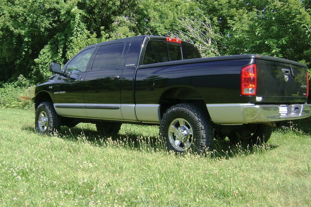 """Dodge Ram 1500 Leveling Kit Before And After >> Zone 2-1/2"""" Leveling Kit Dodge Ram D1251 