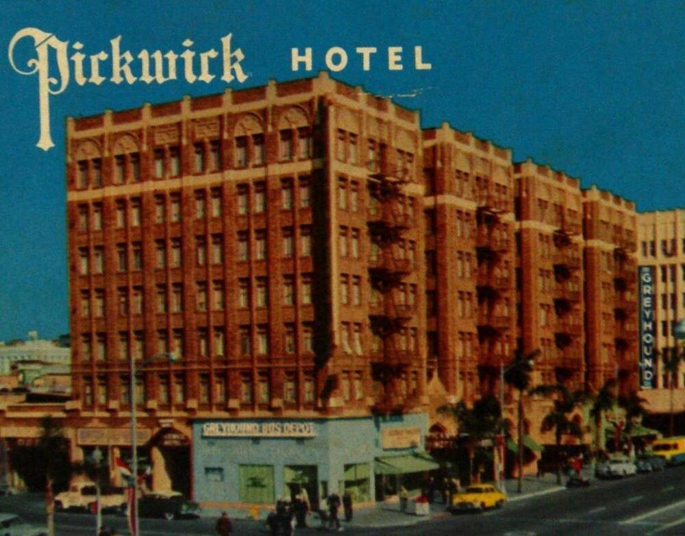 Rooms: LOT OF 12 MOTEL HOTEL ADVERTISING POSTCARDS VINTAGE MID