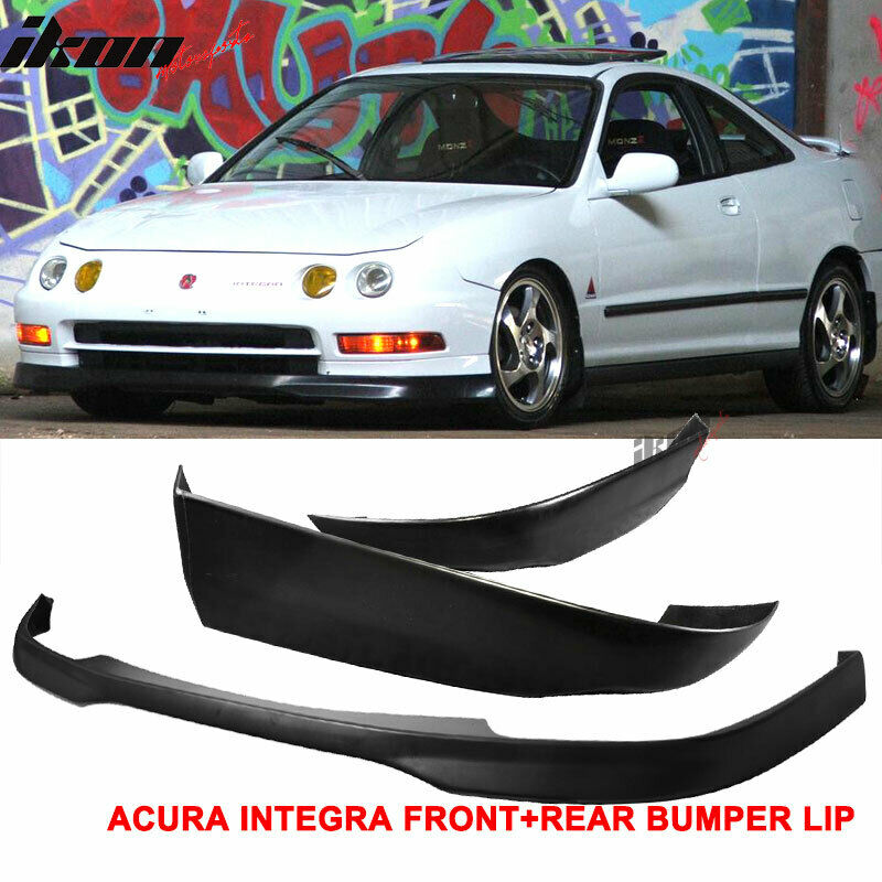 94-97 Acura Integra 2Dr Coupe Type R Style PP Front + ABS