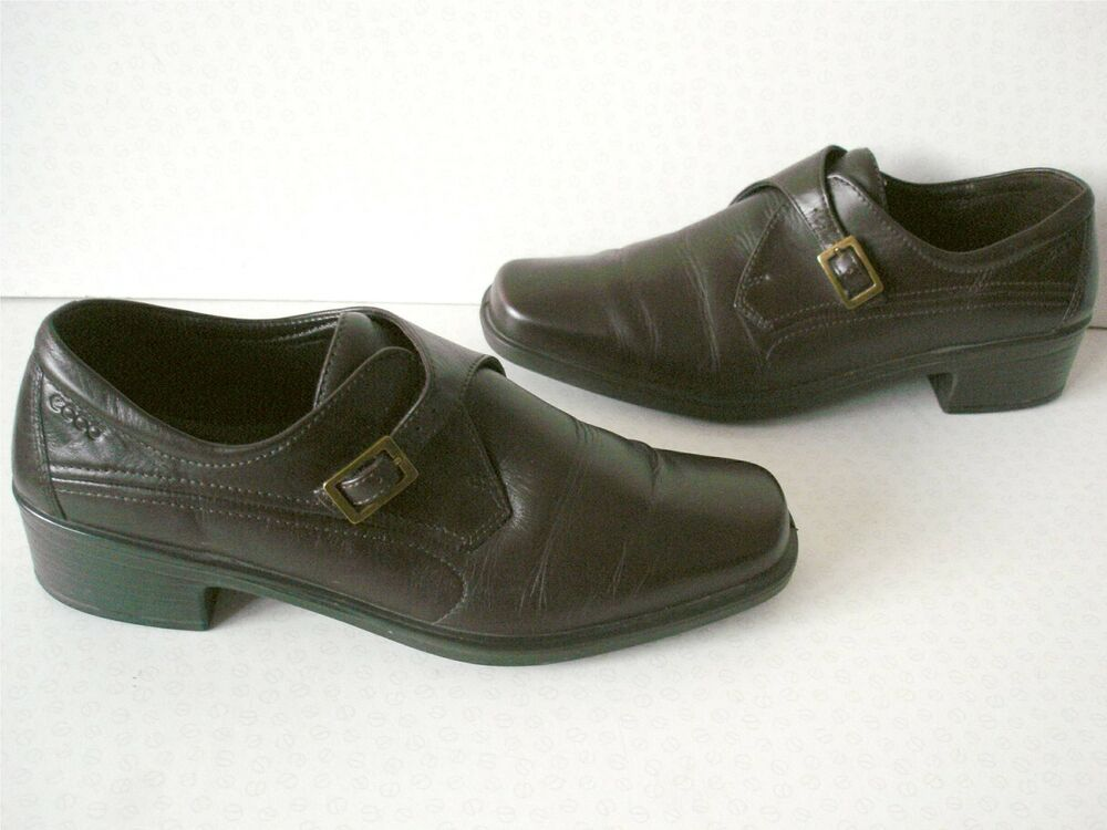 Size 7 40 ECCO LIGHT Shoes Shoe Boots LEATHER EBay