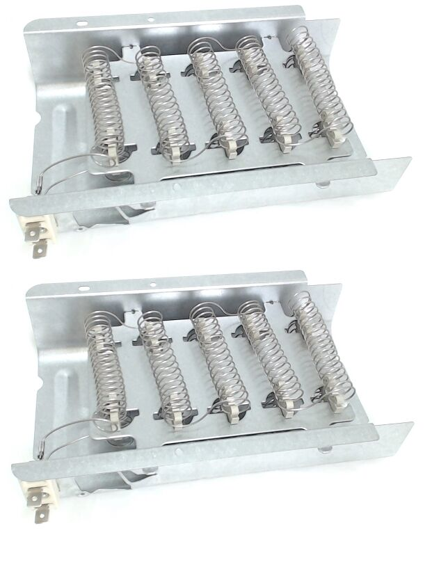 (2) Dryer Heating Element for Whirlpool Estate 8565582 NEW ...