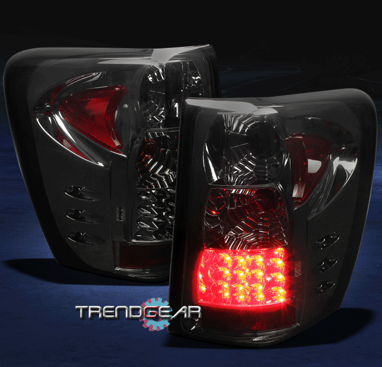 1999 2004 jeep grand cherokee altezza g2 tail light smoke. Black Bedroom Furniture Sets. Home Design Ideas