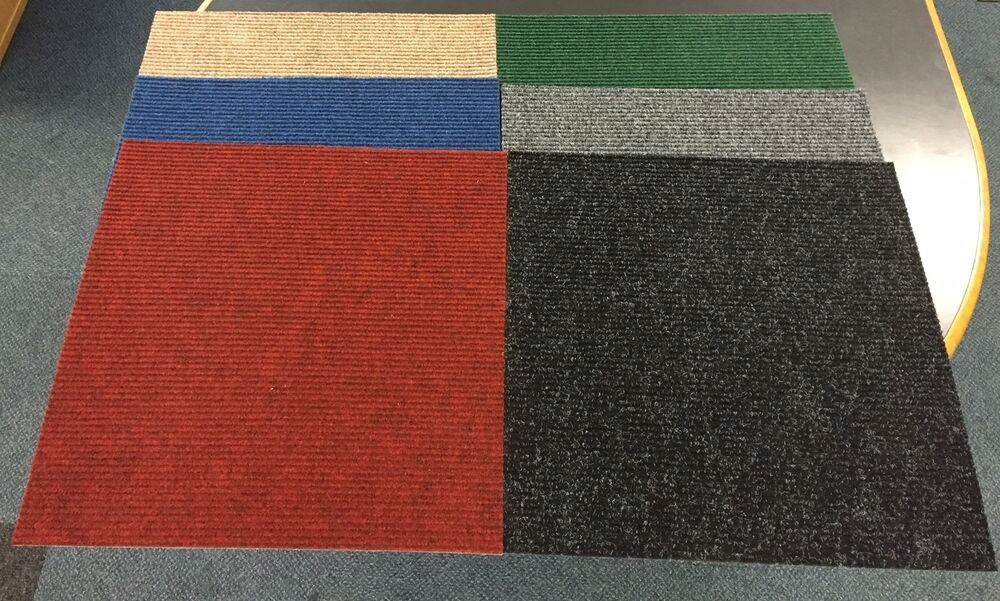 new carpet tiles office factory warehouse mats easy fit