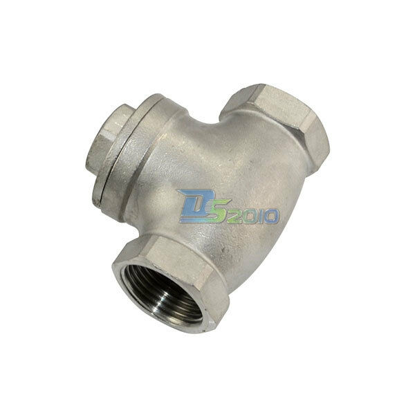 Quot swing check valve wog psi pn stainless steel