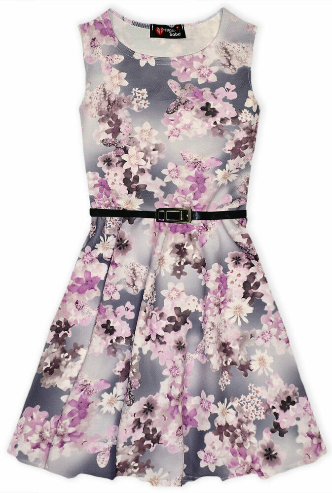 floral dresses for teenagers - photo #41