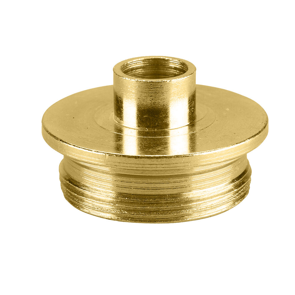 1 2 inch brass router template guide replaces porter cable 42033 se3033 ebay. Black Bedroom Furniture Sets. Home Design Ideas