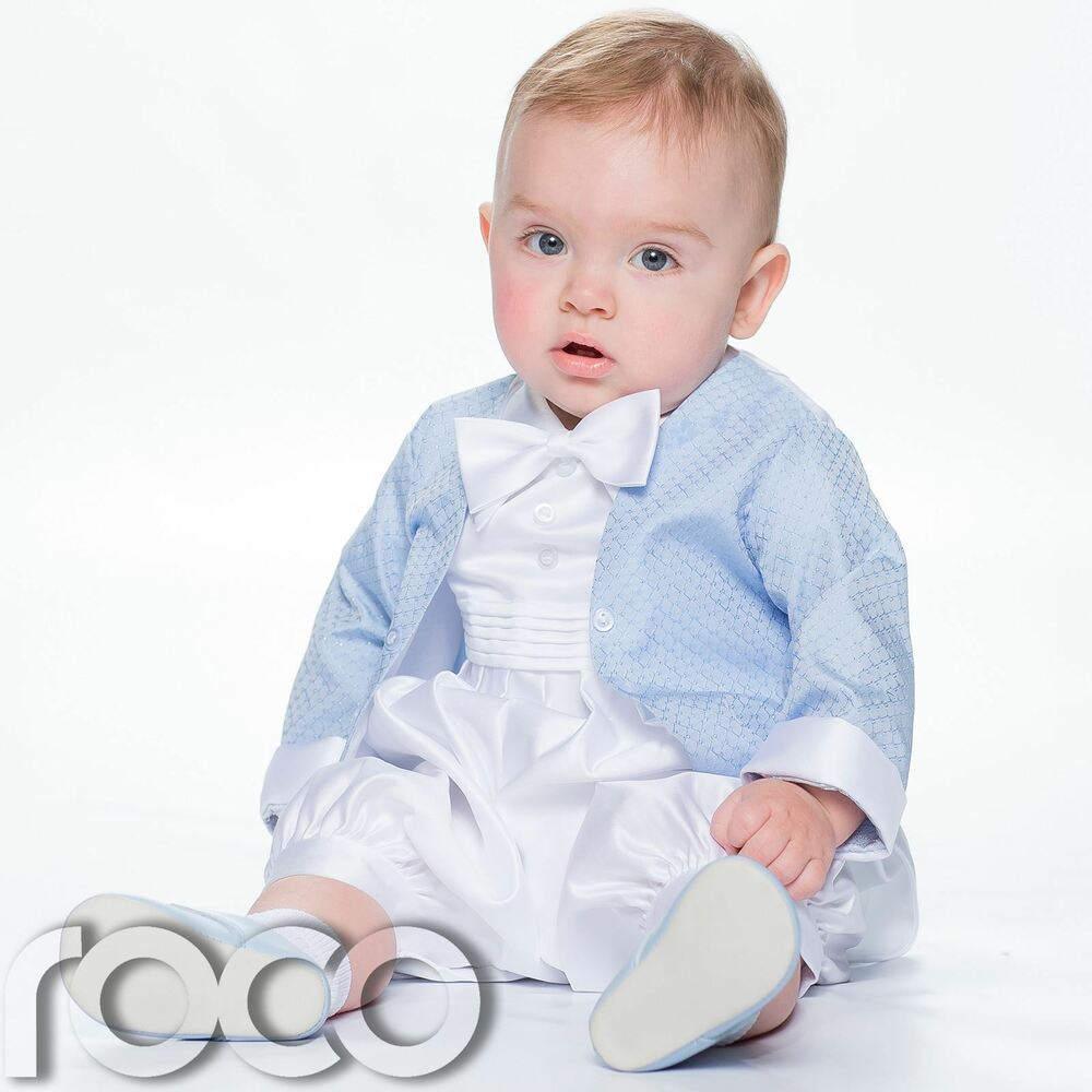 A Boys Christening and Baptism Outfit is the best gift that you can give to your adorable baby boy. It can be conducted anytime of the year but spring time is considered as the most appropriate, as it symbolizes the beginning of a fruitful life.