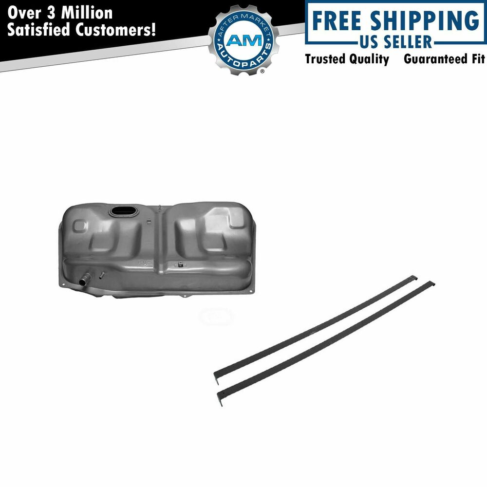 fuel gas tank with straps kit set for toyota camry avalon lexus es300 ebay. Black Bedroom Furniture Sets. Home Design Ideas