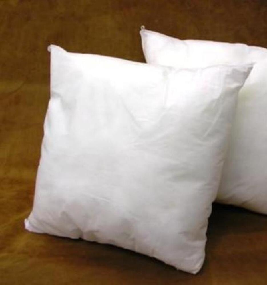 Throw Pillow Inserts 16 X 16 : FILL PILLOW 17X17