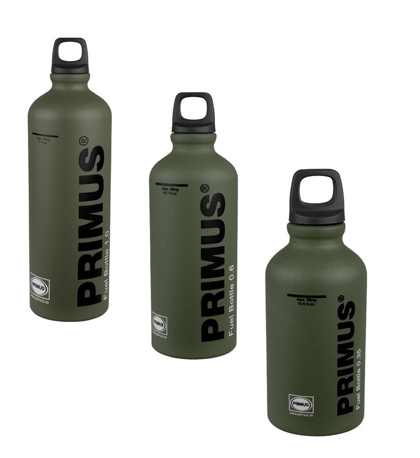 Primus Fuel Bottle FOREST GREEN (expedition camping stove ...