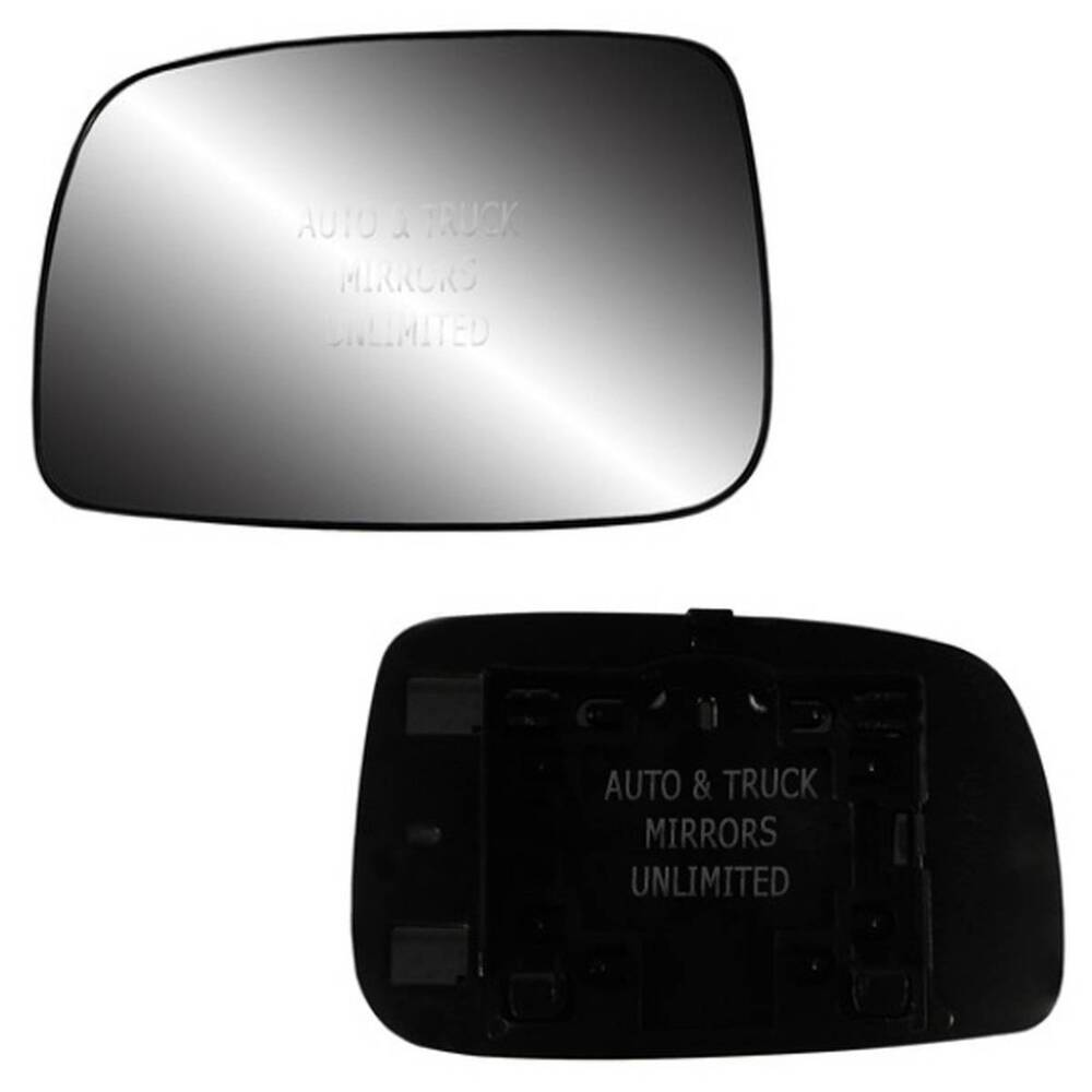 new mirror glass with backing 07 11 toyota camry usa. Black Bedroom Furniture Sets. Home Design Ideas